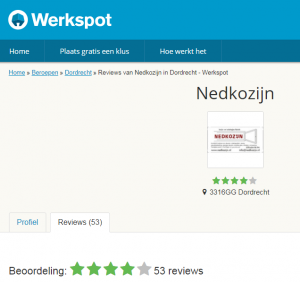 nedkozijn reviews